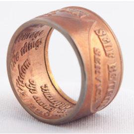 AA Medallion Ring