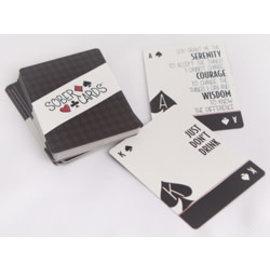 Sober Playing Cards