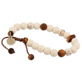 Circle of Meditation Mala Bracelet