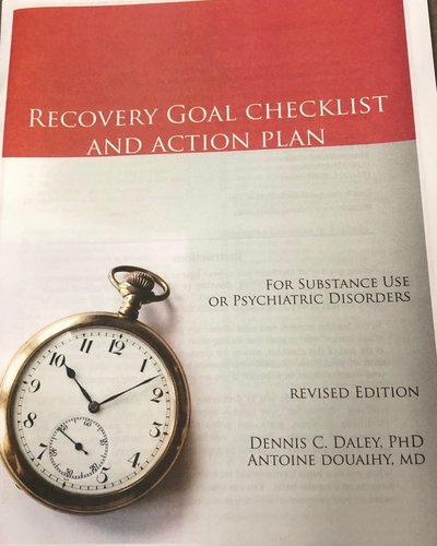Recovery Goal Checklist and Action Plan