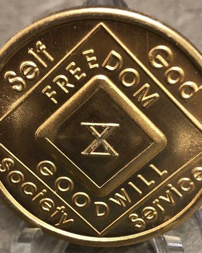 NA Bronze Coin