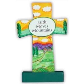 Comfort Cross - Faith Moves Mountains