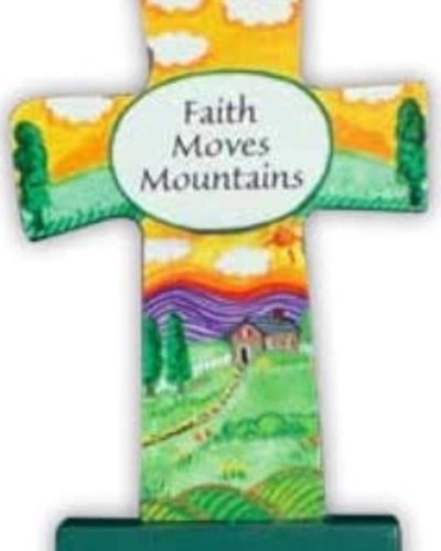 Comfort Cross - Faith Moves Mountains