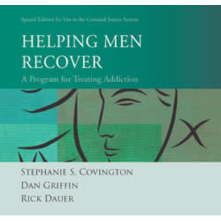 Helping Men Recover Workbook