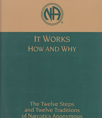 NA It Works How and Why - Large Print