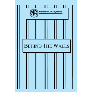 Behind The Walls - NA Booklet