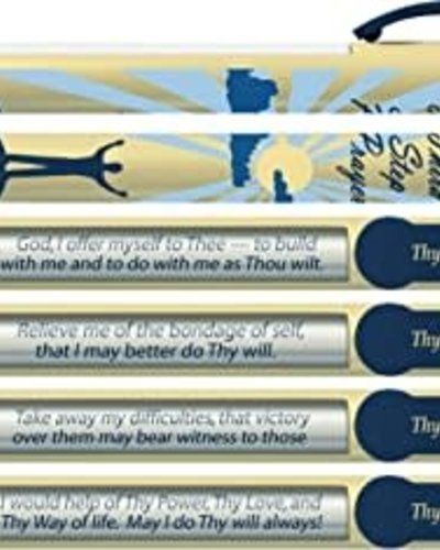 Recovery Pen - 3rd Step Prayer