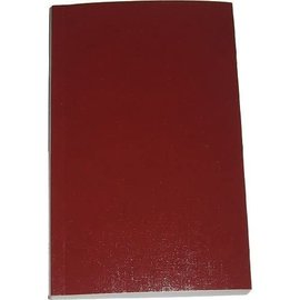 Big Book Mini - Red