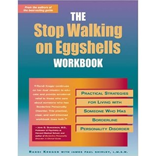 Stop Walking On Eggshells Workbook