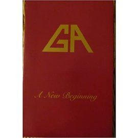 GA - A New Beginning - Softcover
