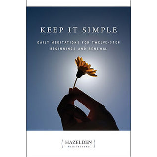 Keep It Simple Daily Meditations