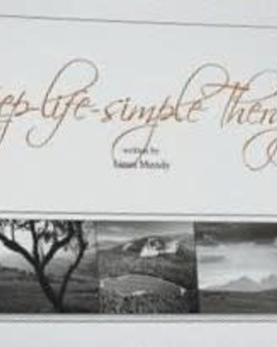 Keep Life Simple Therapy Book