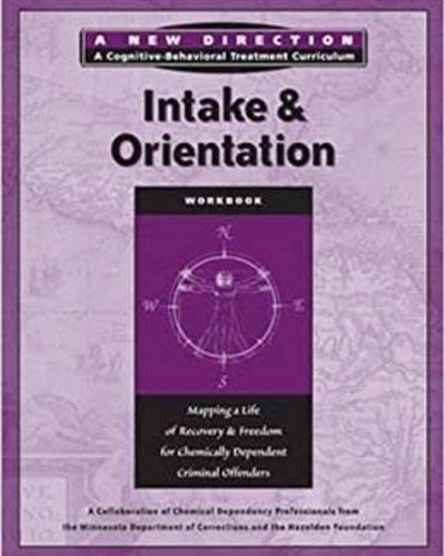 Intake & Orientation Workbook