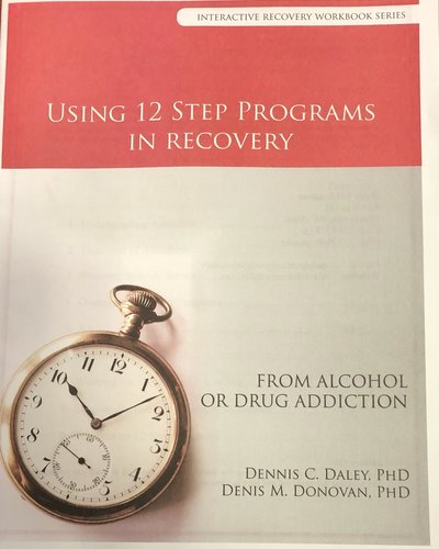 Using 12 Step Programs