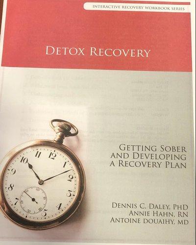 Detox Recovery Workbook