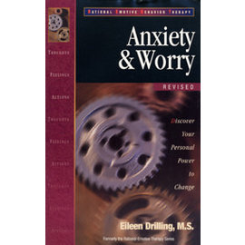 REBT Anxiety & Worry Workbook