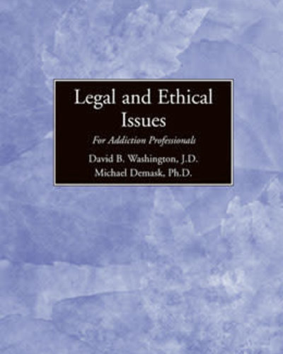 Legal and Ethical Issues ...