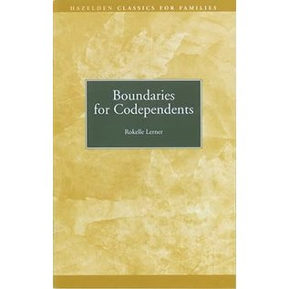 Boundaries For Codependents