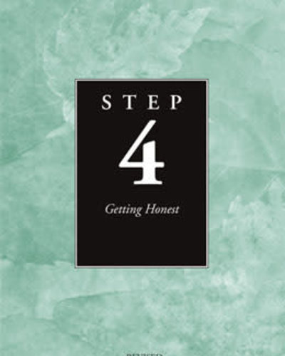 Step 4 Getting Honest
