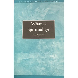 What Is Spirituality?