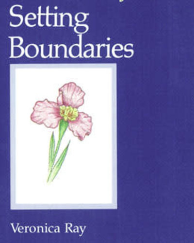 Setting Boundaries pocket pamphlet