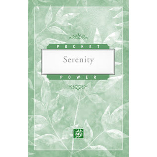 Serenity Pocket Power Pamphlet