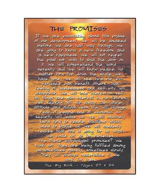 Promises (Beach) Greeting Card