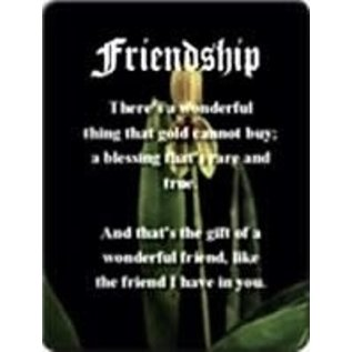 Friendship verse card