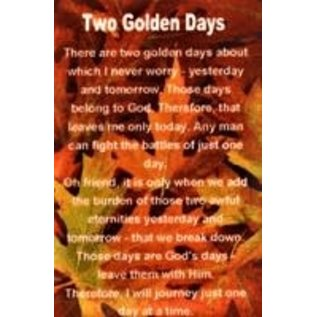 Two Golden Days