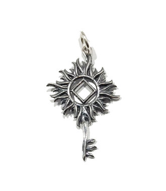 NA Sun key pendant