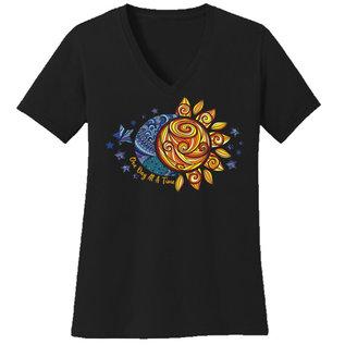 Valley Graphics ODAT Sun/Moon Tee/ Small