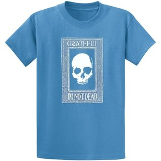 Valley Graphics Grateful I'm Not Dead Tee/Xtra Large