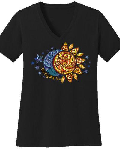 Valley Graphics ODAT Sun/Moon Tee/ Large