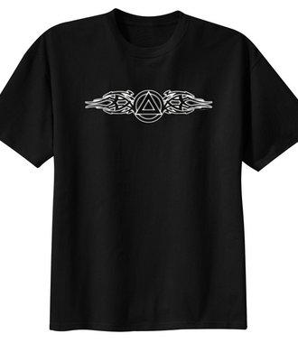Tribal Symbol Tee/ Large