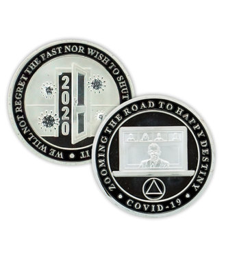 Covid 19 2020 / Zoom Coin