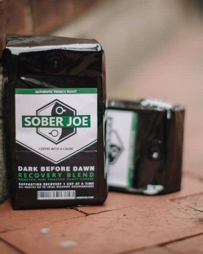 Dark Before the Dawn Sober Joe Coffee