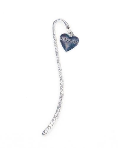 Serenity Heart Recovery Bookmark