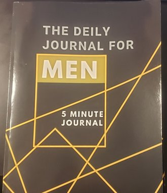 Daily Journal for Men- 5 Minutes a Day