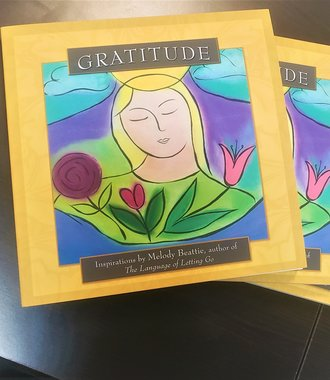Gratitude Inspirations~ Melody Beattie