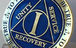 Clean & Sober Time Medallions