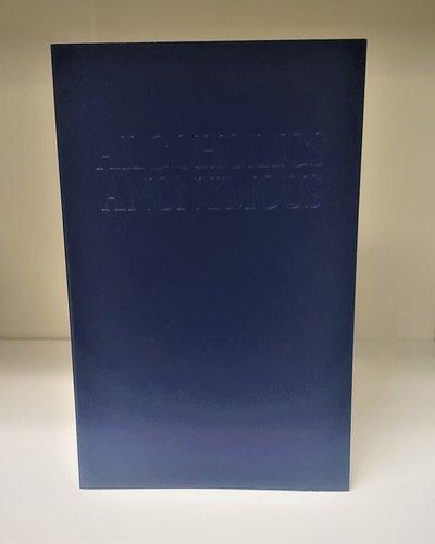 AA Big Book - Soft Cover