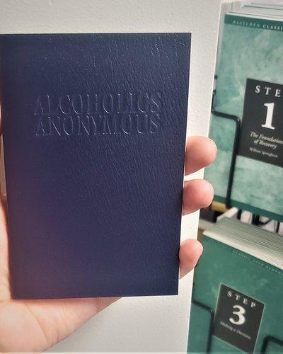 AA Big Book - Pocket Size