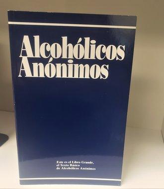 AA Big Book Soft Cover - Spanish