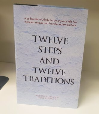 Twelve Steps and Twelve Traditions - Hard Cover