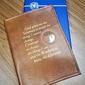 NA Serenity Prayer Basic Text  Book Cover- Tan