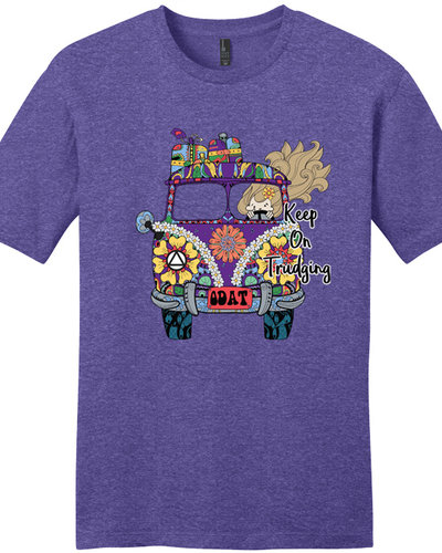 Keep On Trudging Tee- Small