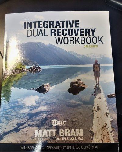 Integrative Dual Recovery Workbook