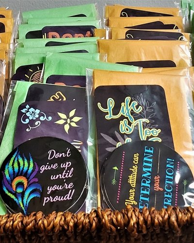 Fall for Kindness Treat Bags- 5 Each