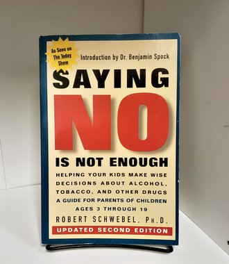 Saying No Is Not Enough