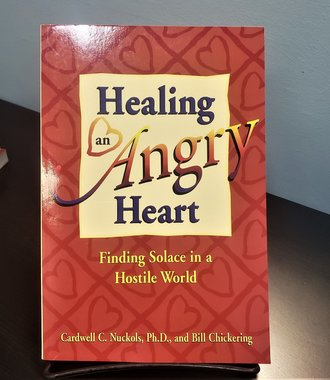 Healing An Angry Heart